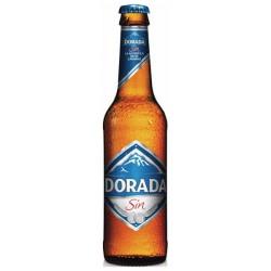 Cerveza Dorada Sin alcohol...