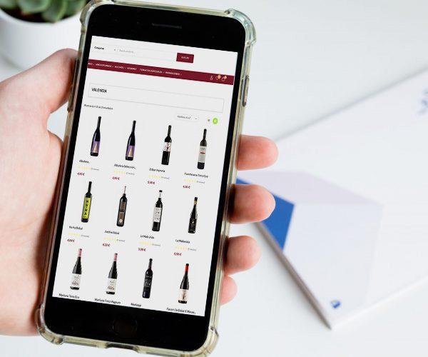 comprar-vino-online-distribucion-borpe web